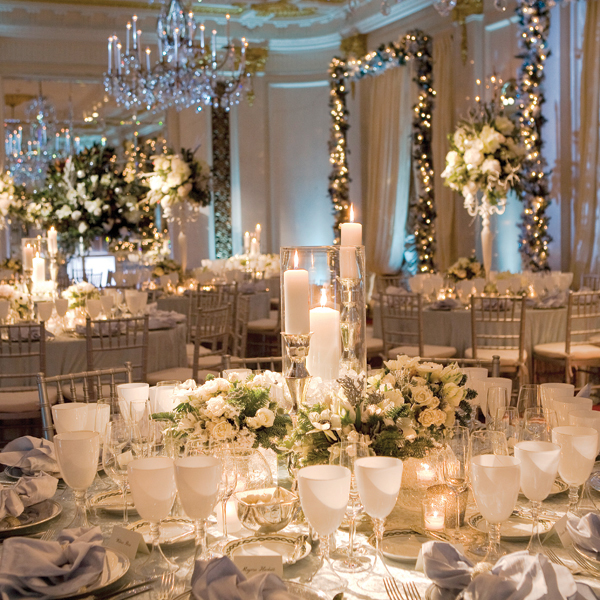 Winter wedding decoration image collections wedding decoration ideas 67 winter wedding table dcor ideas weddingomania winter wedding decoration the urban diva style blog by gia junglespirit Choice Image